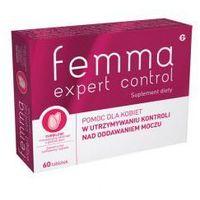 Tabletki FEMMA EXPERT CONTROL 60 TABLETEK
