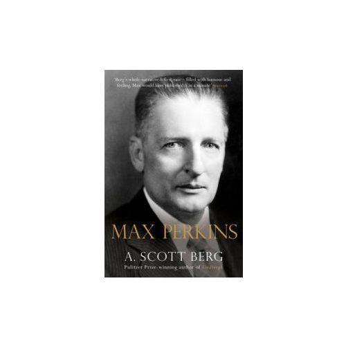 Max Perkins (9781471130090)