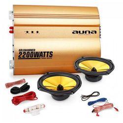 Samochodowe systemy głośnikowe  Auna electronic-star