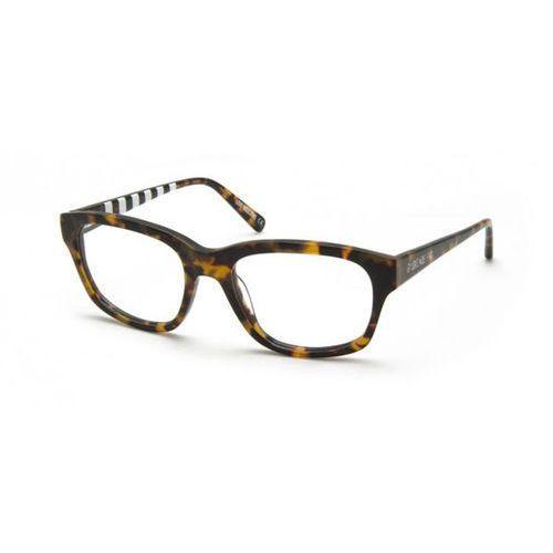 Moschino Okulary korekcyjne ml 008 02