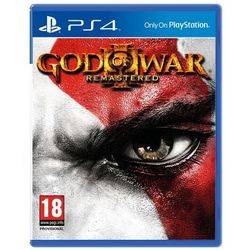 Sony God of war iii remastered pl ps4