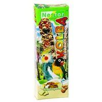 Nestor kolby dla papug średnich - różne smaki