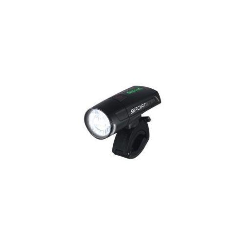 Sigma sport Przednia diodowa lampa rowerowa ster czarna