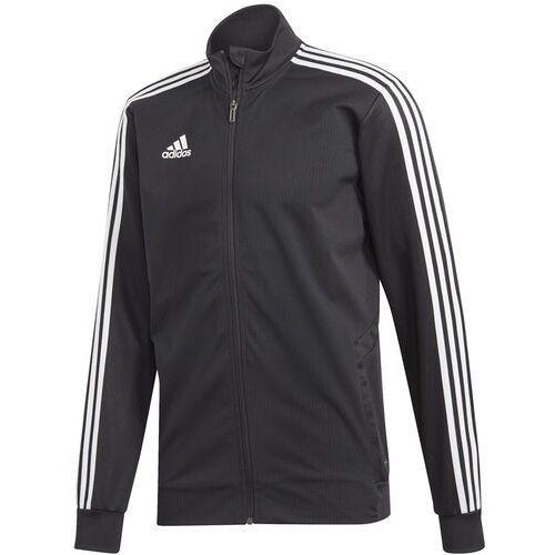Bluza dla dzieci tiro 19 training jacket czarna dt5276 marki Adidas