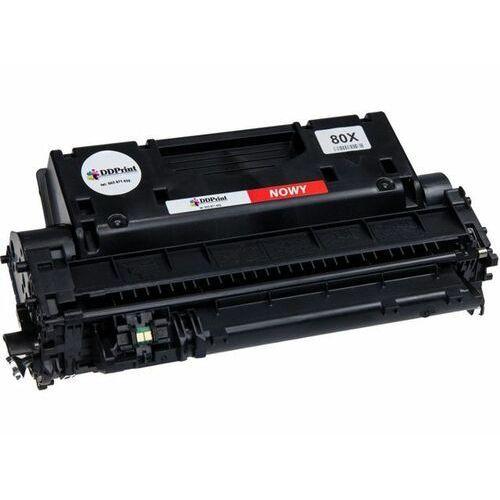 Zgodny z CF280X Toner 80X do HP LaserJet Pro M401 M401dn M425 M425dw M425dn / 6900 stron Nowy DD-Print 80XDN