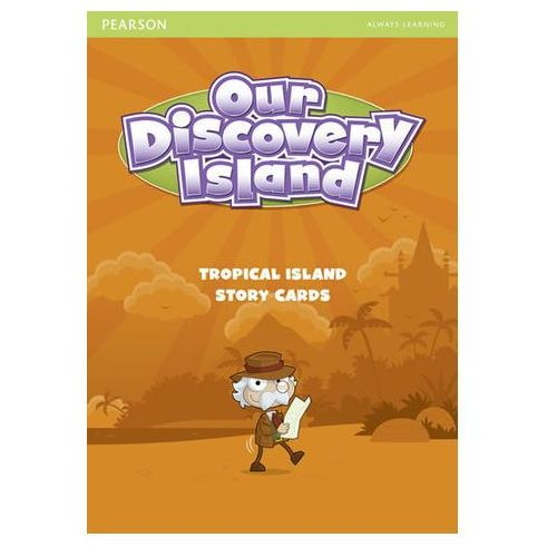 Our Discovery Island 2. Storycards (2012)