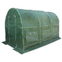 Szklarnia tunel foliowy Gardenay 190 x 200 x 450 cm zielony