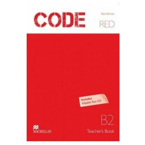 Code Red Teacher's Book & Test CD, Macmillan