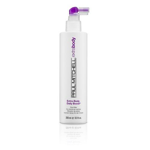 extra body daily boost | spray unoszący włosy od nasady - 250ml marki Paul mitchell