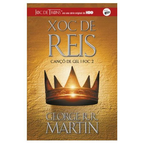 Xoc de reis Canco de gel i foc 2 (9788420487083)