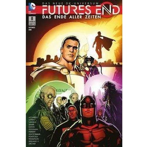 Futures End - Das Ende aller Zeiten. Bd.8 MacDonald, Andy