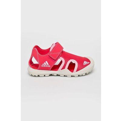 Sandałki dla dzieci adidas Performance ANSWEAR.com