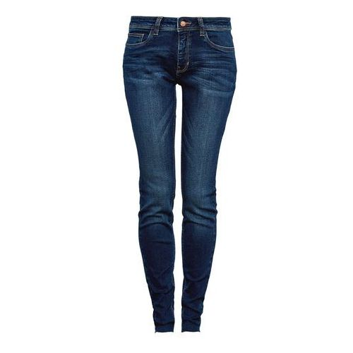Q/S designed by SUPER LEG Jeans Skinny Fit dark blue denim/heavy