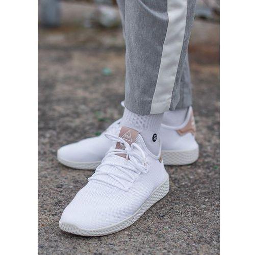 Buty sportowe damskie adidas Originals Pharrell Williams Tennis Hu (CQ2169), kolor biały