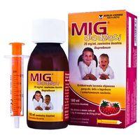 Mig Forte zawiesina dla dzieci 40mg/ml 100 ml (5909991060763)
