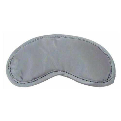 Klasyczna maseczka na oczy S&M Satin Blindfold Grey - szary - Sprawdź już teraz
