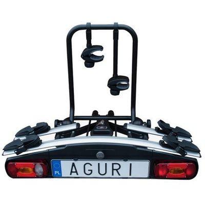 Bagażniki rowerowe do samochodu AGURI