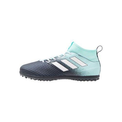Adidas Performance ACE TANGO 17.3 TF Korki Turfy energy aqua/footwear white/legend ink