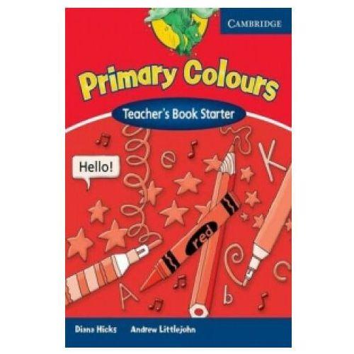 Primary Colours Starter TB, Cambridge University Press