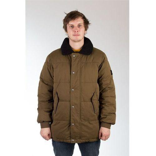 kurtka BENCH - Wherewithal B Dark Brown (KH023) rozmiar: XL, kolor brązowy