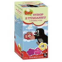 Syrop dla dzieci z tymianku i dzikiej róży BIO 250g (8595178212031)