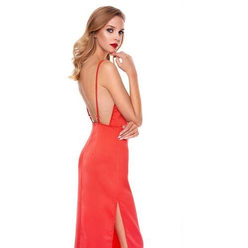 Sugarfree Sukienka varadero w kolorze czerwonym