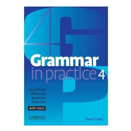 Grammar In Practice 4 Intermediate, Cambridge University Press