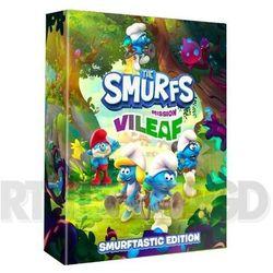 The Smurfs Mission Vileaf (PS4)