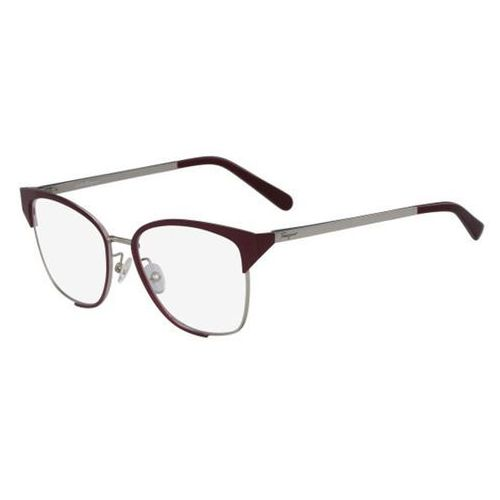 Salvatore ferragamo Okulary korekcyjne sf 2157 744