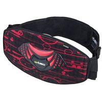 Pas lędźwiowy nf-3600, czarno-czerwony, m marki W-tec