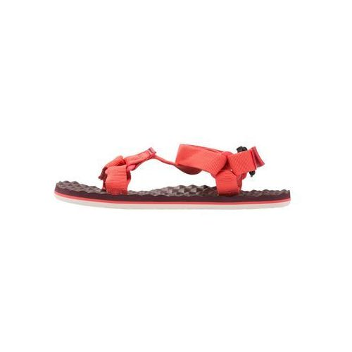 The North Face BASE CAMP SWITCHBACK Sandały trekkingowe cayenne red/regal red