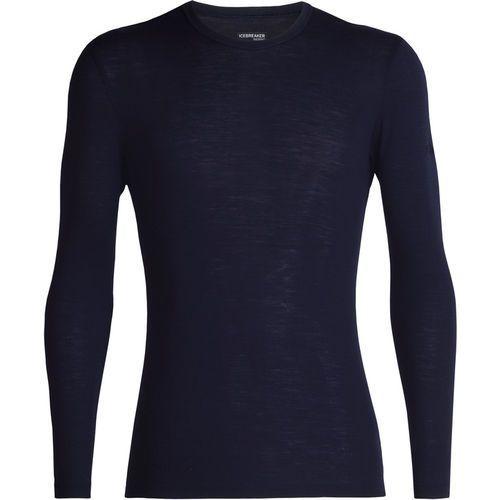 Icebreaker 175 everyday bielizna górna mężczyźni niebieski s 2018 koszulki z wełny merynosów bazowe (9420058536220)