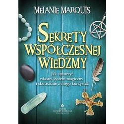 Parapsychologia, zjawiska paranormalne, paranauki  Marquis Melanie MegaKsiazki.pl