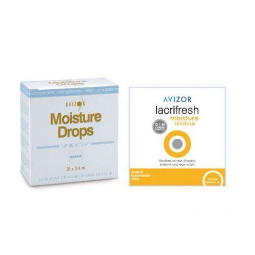 Avizor Lacrifresh moisture unidose (20 x 0.4 ml)