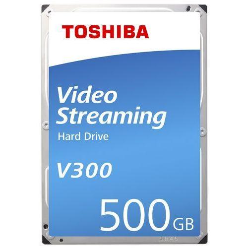 Dysk TOSHIBA V300 500GB (HDWU105UZSVA) + Zamów z DOSTAWĄ JUTRO! + DARMOWY TRANSPORT!