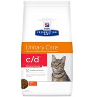Hill's Prescription Diet Feline c/d Urinary Care Stress z kurczakiem 4kg