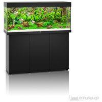 Juwel rio 240 zestaw akwarystyczny z szafką czarny