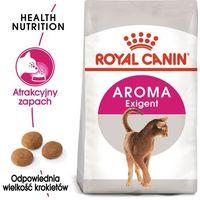 Royal canin exigent aromatic attraction 4kg 33 karma sucha dla kotów dorosłych, wybrednych, kierujących się zapachem