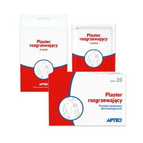 Plaster APTEO Plastry rozgrzewające x 3 sztuki