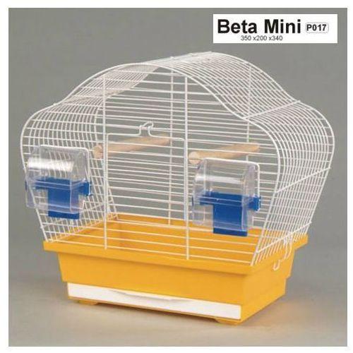 Inter-zoo klatka dla ptaków beta mini 3 wersje