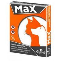 Selecta MAX obroża biobójcza dla kotów i małych psów, 43cm