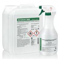 Lysoform aerodesin 2000 preparat do szybkiej dezynfekcji nieinwazyjnych wyrobów odpornych na działanie alkoholi (1000 ml)