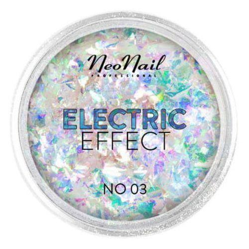 Neonail electric effect pyłek no 03