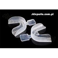 Nakładki termokurczliwe komplet 2 szt - wybielanie zębów nakładka wybielająca