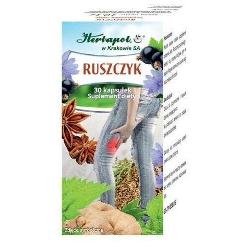 Ruszczyk x 30 kapsułek - Ekstra oferta