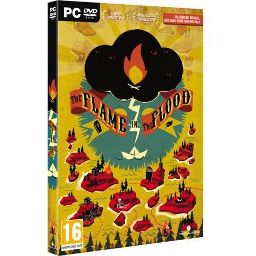 Techland Gra pc the flame in the flood