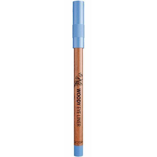 Gosh woody eye liner - blue spruce wodoodporna kredka do oczu (006) Gosh copenhagen - Ekstra przecena