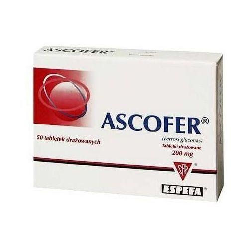 Drażetki ASCOFER x 50 drażetek