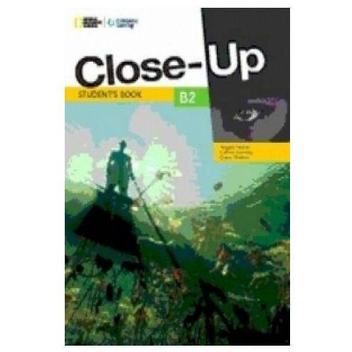 Close-Up B2 Student's Book (podręcznik) with DVD, Diana Shotton