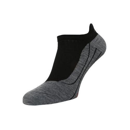Falke RU 4 INVISIBLE Stopki black/grey, kolor czarny